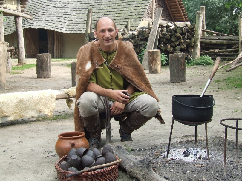Prehistorisch Dorp in Noord-Brabant