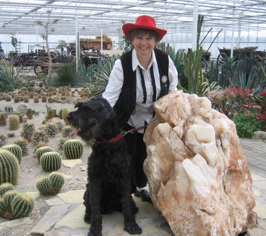 Cactus Oase in Gelderland