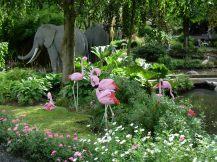 legoland flamingos