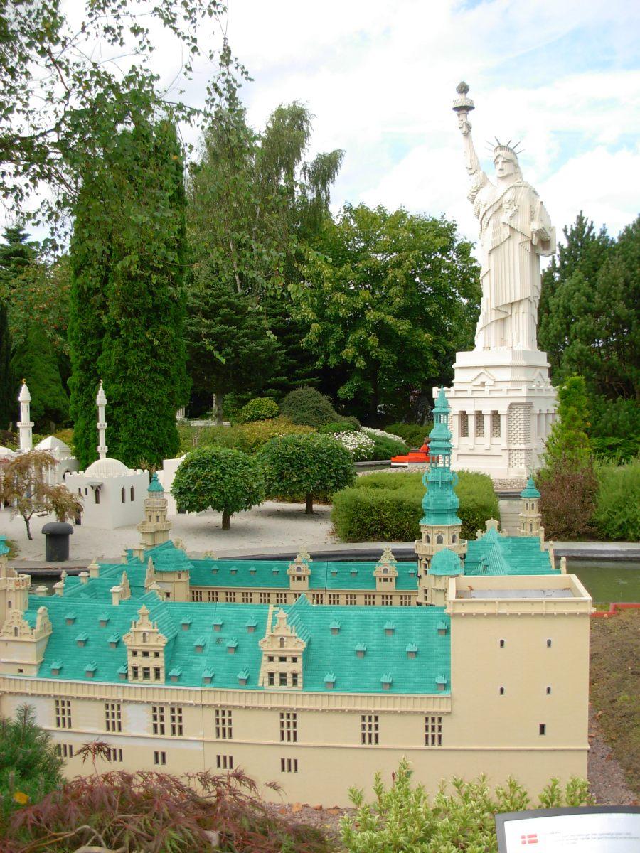 Legoland in Denemarken