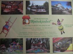 Sprookjeshof in Drenthe