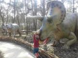 Dinobos dierenpark Amersfoort