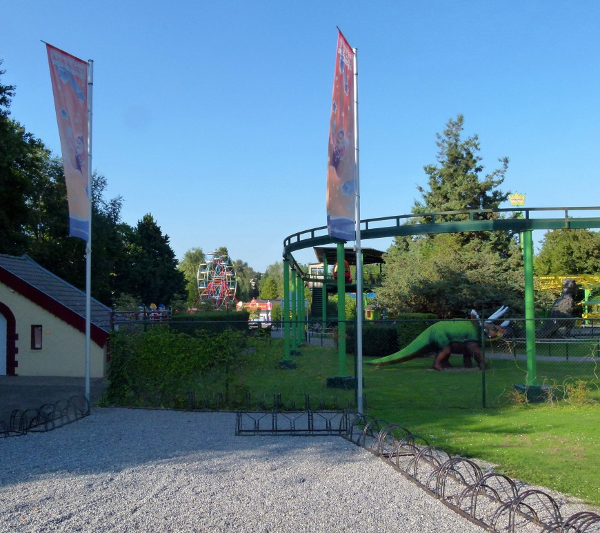 Pretpark De Valkenier in Limburg