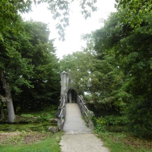 kasteeltuinen Arcen viervoetervriendelijk