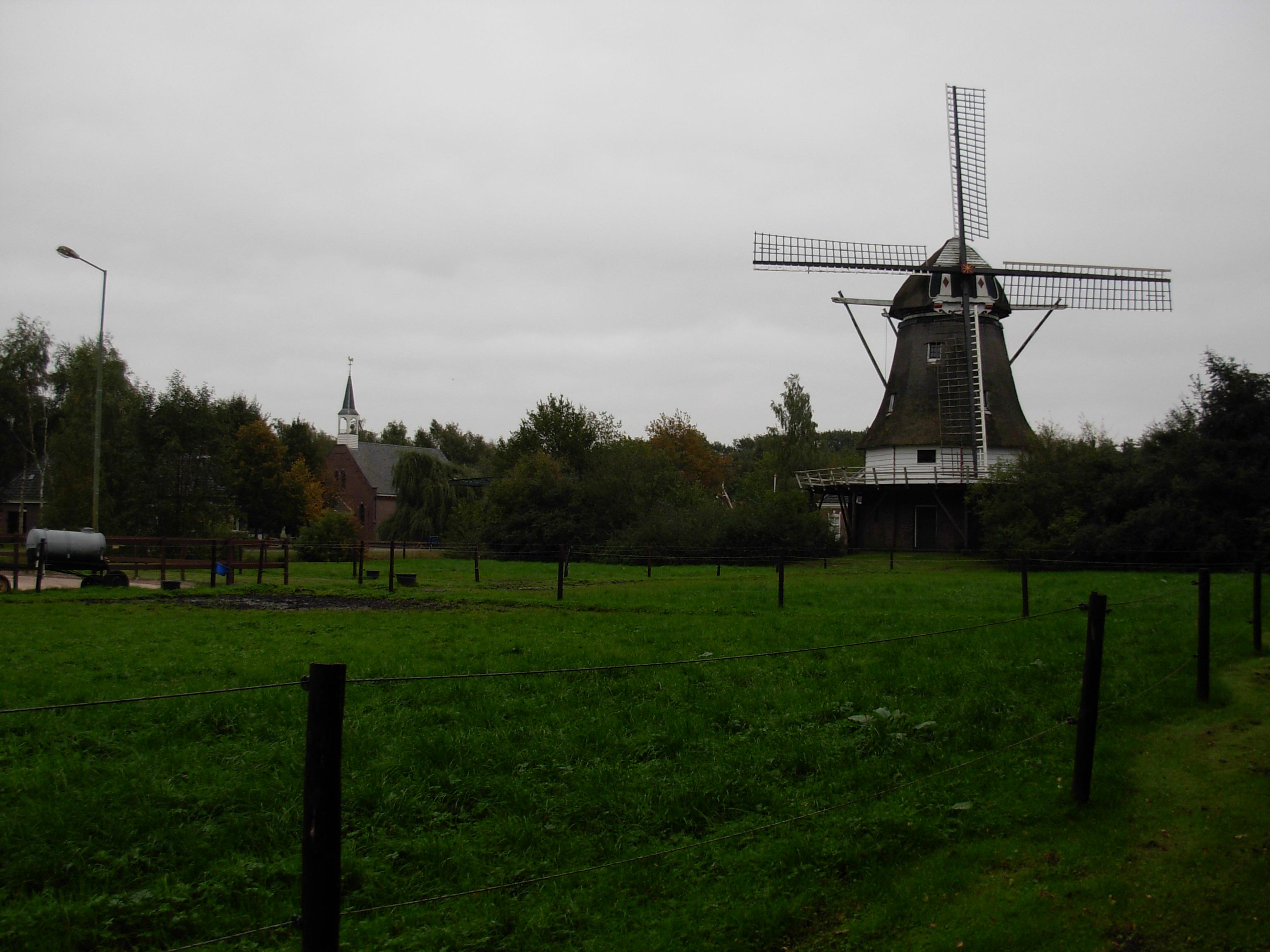 veenpark molen