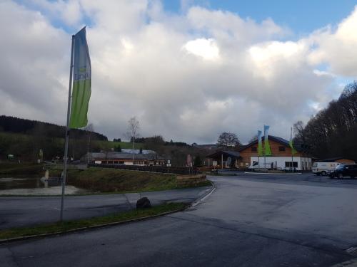 Landal Wirfttal ligt op een heuvel in het prachtige Eifel gebied