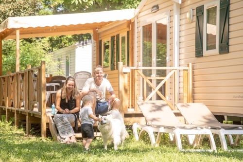 RCN kamperen met hond