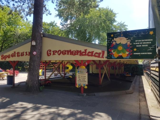 Park Groenendaal in Heemstede