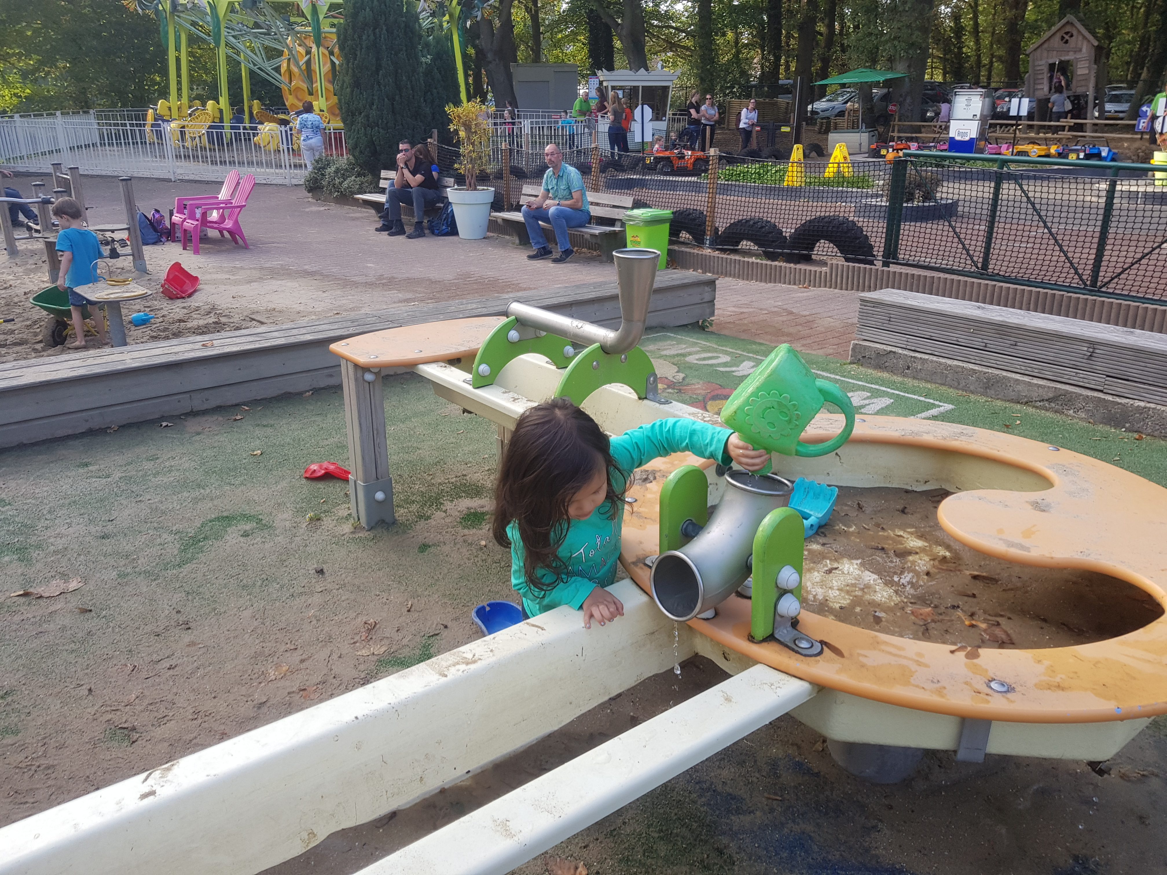 park tivoli viervoetervriendelijk