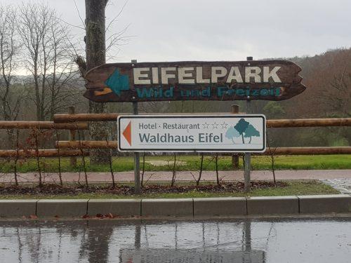 Eifefpark viervoetervriendelijk