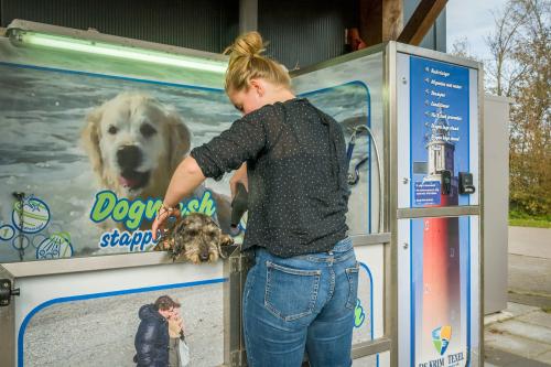 dogwash vakantiepark De Krim