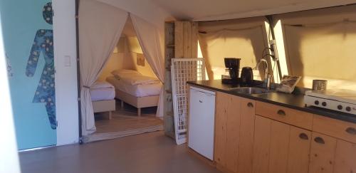 Texel camping loodsmansduin yurt