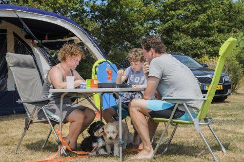 RCN Vakantieparken kamperen in Frankrijk met je hond