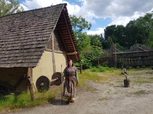 prehistorisch dorp