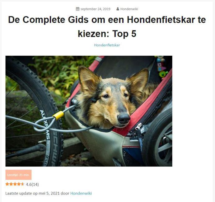 hondenwiki