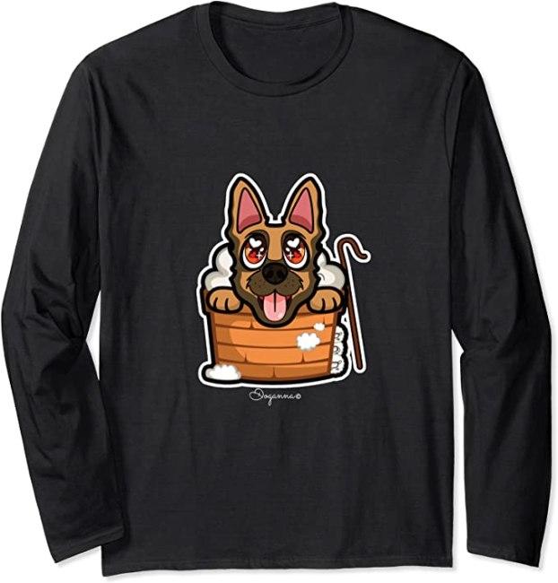 Charlie shirt doganna