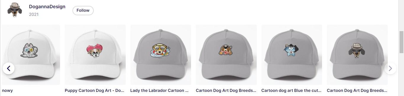caps doganna design